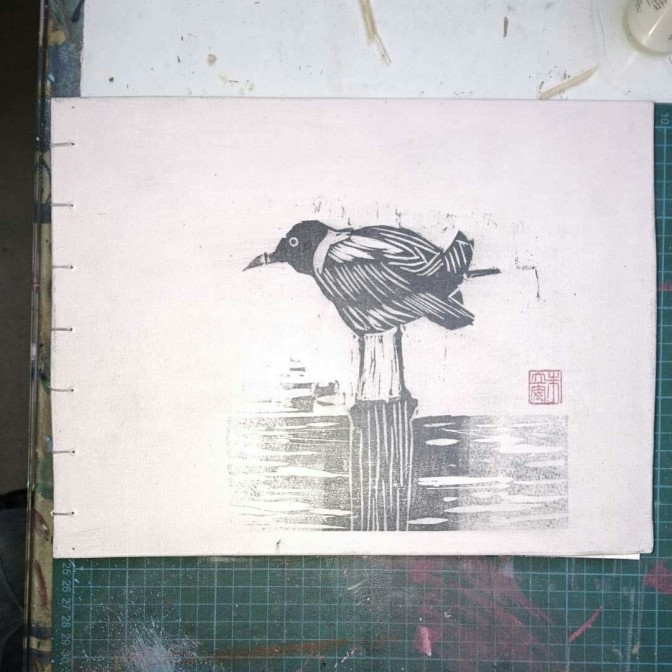Building a bird book
